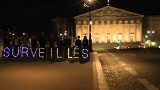 Contre le PJL Renseignement - Lumen | Paris Light Brigade