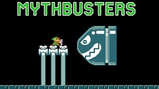 Can Link's Shield Deflect Banzai Bill? - Super Mario Maker 2 Mythbusters [#7]