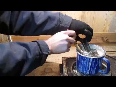 Видео: Как Очистить Поршень от Нагара