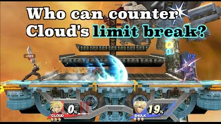 WHO CAN COUNTER CLOUD'S LIMIT BREAK ATTACKS?