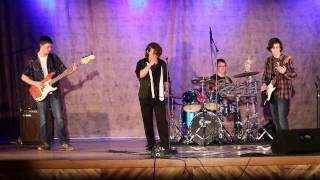 Pembroke Academy Talent Show (2/21/17) Cover of Monster, by Skillet