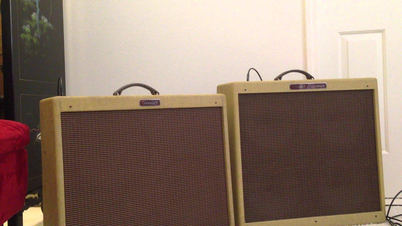 Fender 4x10 Guitar Cabinet Birdman Guitar Amp Reviews Fender Bassman Vs Blues Deville