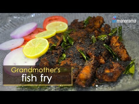 Easy To Make Grandmother's Fish Fry (Kerala Style) For Easter