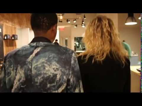 NYFW W/ RUTH E. CARTER THE BLACK PANTHER COSTUME DESIGNER & CLARKS BLACK PANTHER SNEAKER