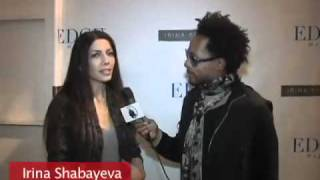 Irina Shabayeva: Season 6 Project Runway Winner shows at Fashion Week Fall 2011