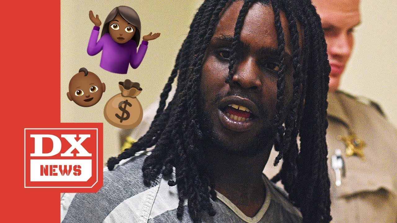 661b8c40 Chief Keef's Baby Mama Says He Owes $500K In Child Support