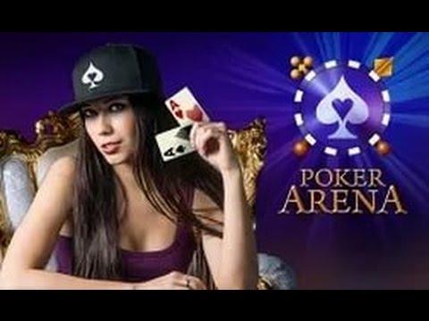 Лапшин поднимает ставки в покере. Poker Arena