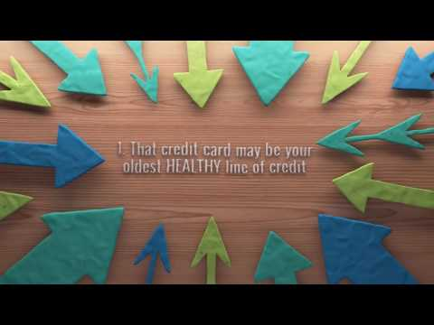 Canceling Your Credit Card Can Damage Your Credit