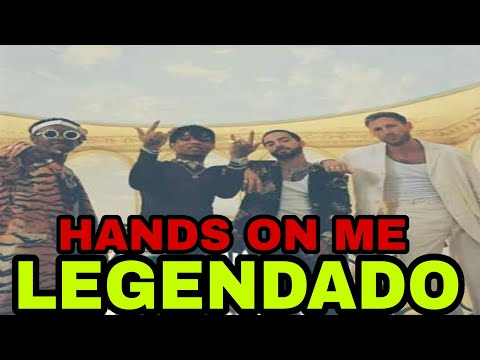 Burns ( Feat. Maluma & Rae Sremmurd ) - Hands On Me ( Legendado )
