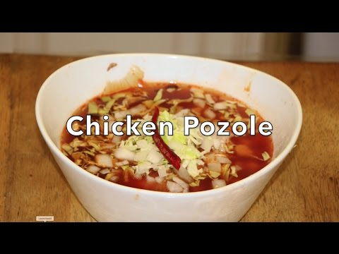 How to Make Chicken Pozole Soup