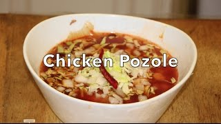 How to make Chicken Pozole ( Mexican spicy  soup )