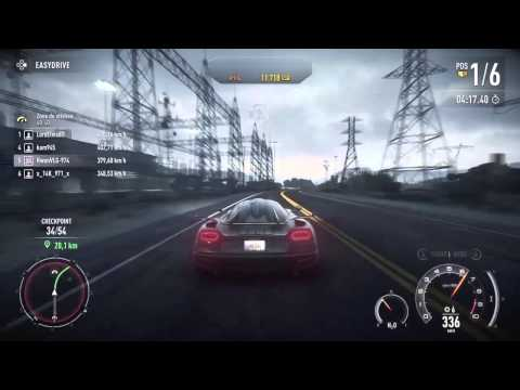 Need For Speed Rivals Grand Tour Walkthrough