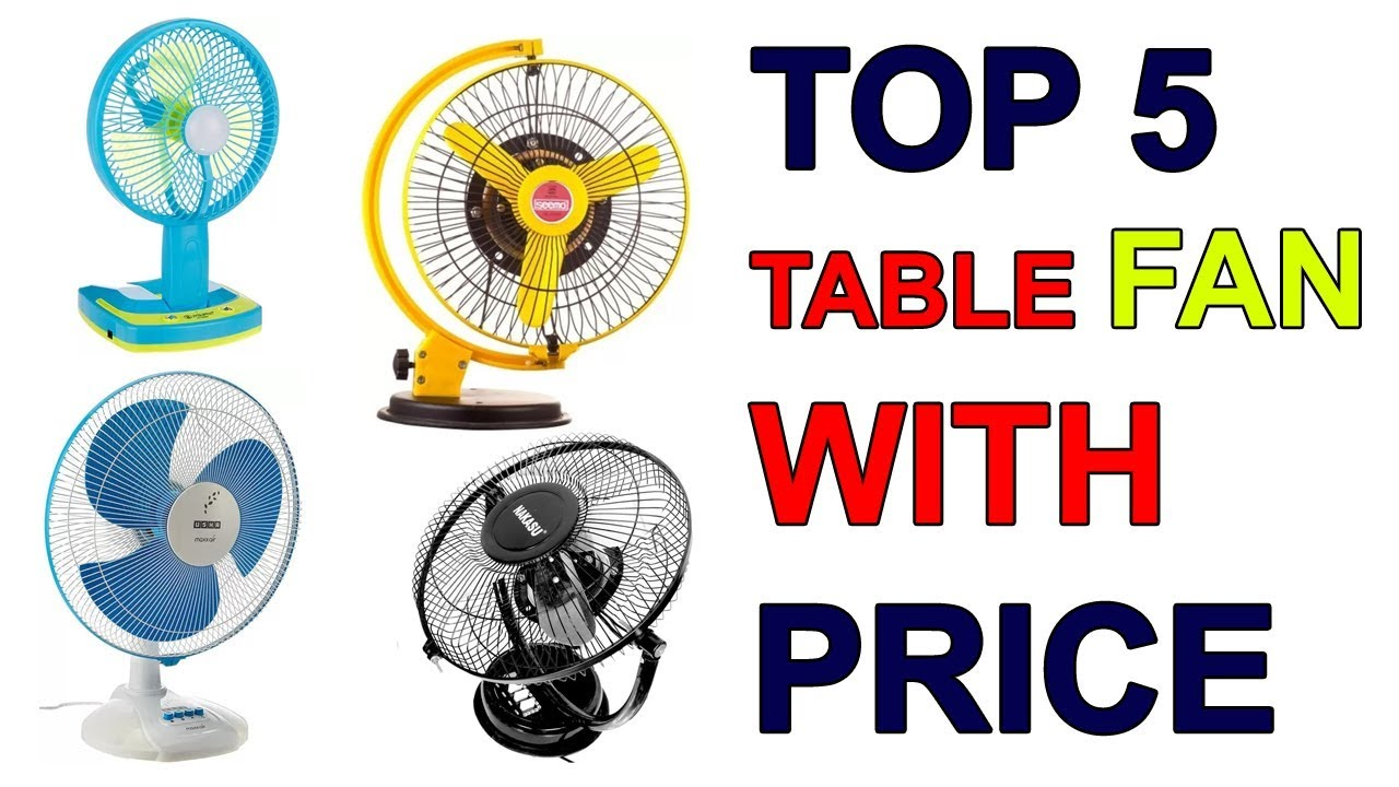 Top 5 table fan 2018 with price in india youtube top 5 table fan 2018 with price in india keyboard keysfo Choice Image