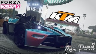 IT`S NOT A BIKE!! - KTM XBOW CAR PORN | FORZA HORIZON 2 | LEGAL PORNZ