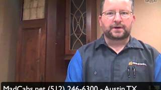 Custom Kitchen Cabinets Austin (512) 246-6300 - Custom Cabinet Doors & Styles