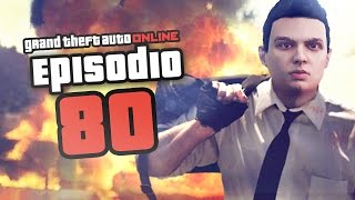 Gta 5 Gameplay Online - SO ZUEIRA!!! Part 80 [PS4/XboxOne]