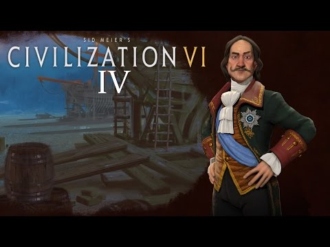 Sid Meier's Civilization VI - Peter of Russia: Episode 4 - BATTLING BRAZIL