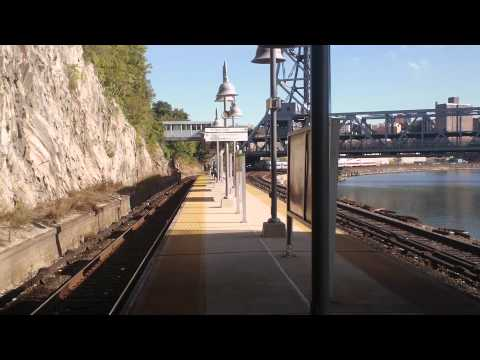 Metro North Hudson Line Railfanning at Marble Hill
