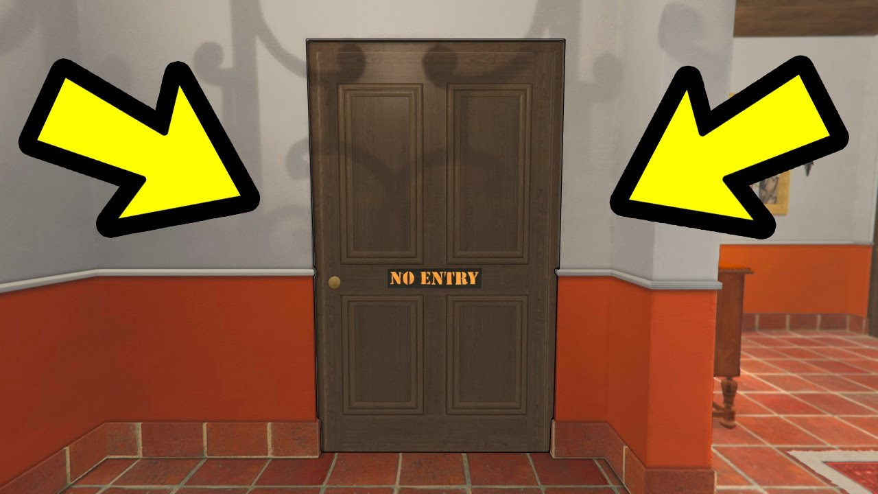 What Happens When Jimmy Locks His Door Gta 5 Youtube