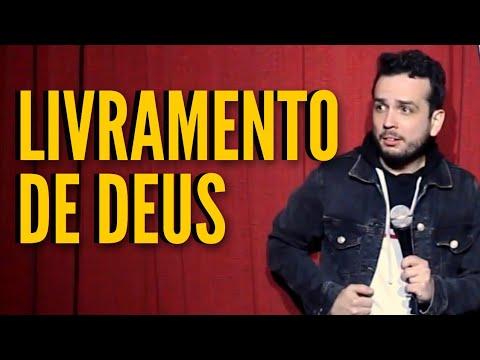LIVRAMENTO DE DEUS - STAND UP COMEDY - ROMINHO BRAGA