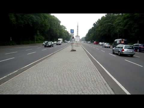 A Walk to Berlin Victory Column