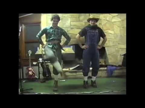 Irish Bag Dance - SLOW MOTION