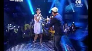 Isilda e Jorge cantam - One - Mary J. Blige & Bono - OT 2010
