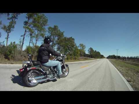 Harley Mini Trip 24 hours on rented Harley