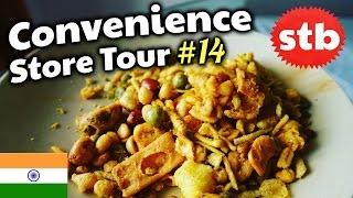 Convenience Store Tour #14: Indian Snacks at a Konbini // Jeera & Dahi