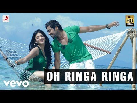 7th Sense - Oh Ringa Ringa Lyric | Suriya | Harris Jayaraj