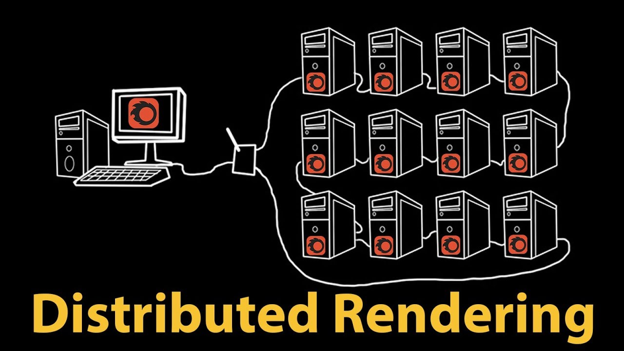 In Depth: Render Farms / Network Rendering / Distributed