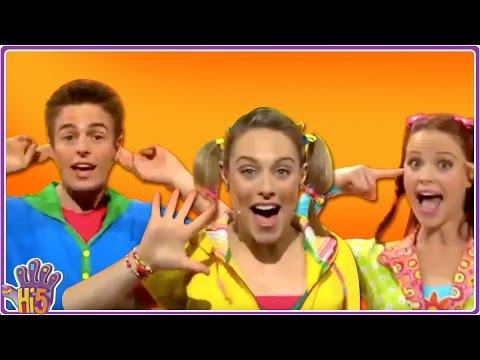 Five Senses | Hi-5 - Season 13 Song of the Week | Kids Songs
