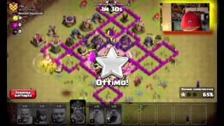 Clash of Clans, QUINTO COSTRUTTORE? TH8