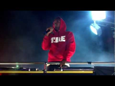Kendrick Lamar - ADHD LIVE in Downtown LA x Staples Center Swimming Pools (Drank) The Recipe