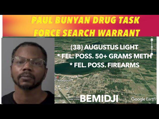 Drug Task Force Seized 50+ Grams Of Meth In Bemidji Bust