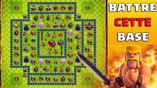 Comment battre la base la plus populaire de Clash of Clans ? | Stratégie d'attaque | Français