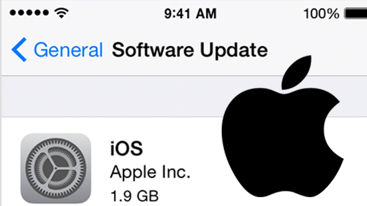 I don't see software iOS update in my settings iPhone iPad iPod touch iOS 8.4 iOS 9 - FIX