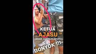 Download Video Viral !!! KETUA AJASU (Anak Jak Sukabumi) BONYOK !!! MP3 3GP MP4