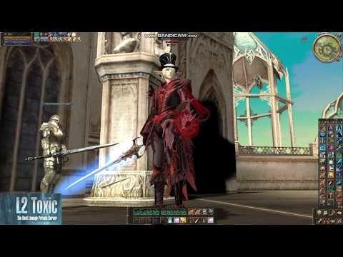 Lineage 2 - Mystic Muse *SOLO* PvP (November, 2019)