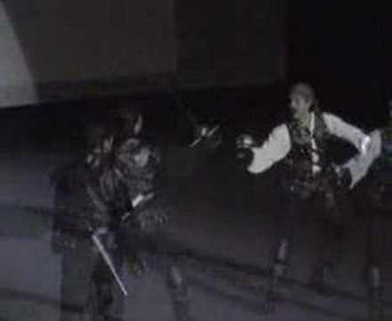 Capitán Alatriste - Duelo en el Corral de Comedias