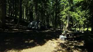 Camping: Tony Grove Time Lapse