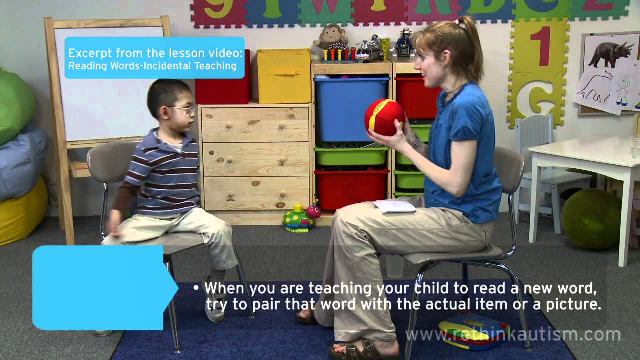 Rethink Autism Tip: Help Increase Your Child's Reading Comprehension
