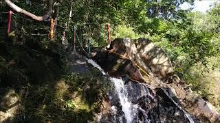 Хайнань Парк Янода Waterfalls Водопады Hainan Yanoda park ЧАСТЬ 6