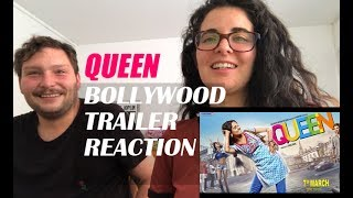 Video QUEEN Bollywood Movie Trailer Reaction | COLOMBIAN COUPLES download MP3, 3GP, MP4, WEBM, AVI, FLV September 2017