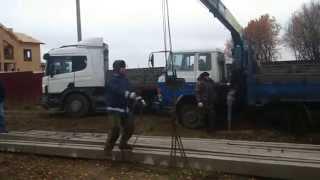 КМУ Tadano и ГАЗ 66 vs Scania