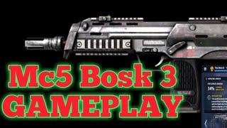 "Modern Combat 5 ""Bosk 3 gameplay""||Dij B Gaming"