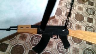 Макет АК-74 своїми руками.