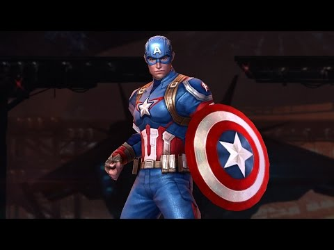 marvel future fight 5 star captain america youtube