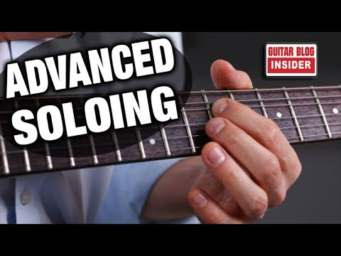 How to Practice Solos for Advanced Musical Growth