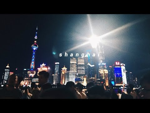 UPDATE:WHERE HAVE I BEEN+Summer Travel Diary 2015| Shanghai, China